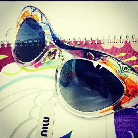 miumiu, occhiali miumiu, occhiali alla moda
