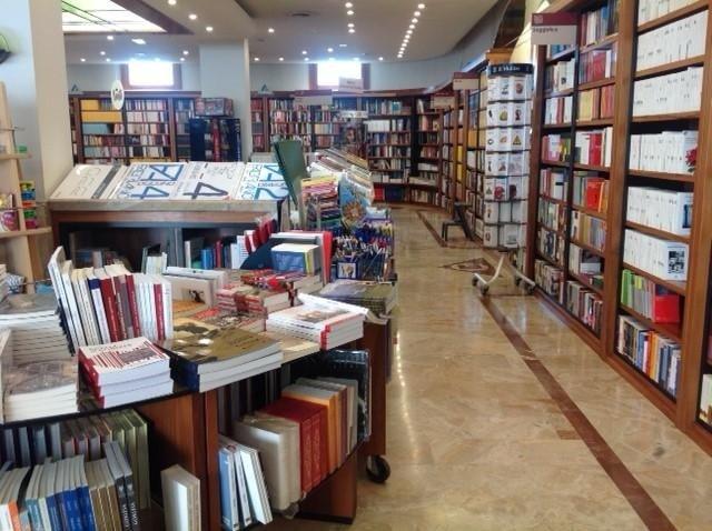 Vari articoli all'interno della libreria