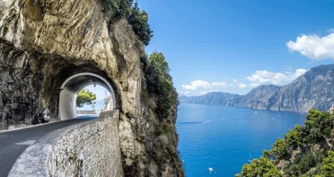 La Costiera Amalfitana in auto