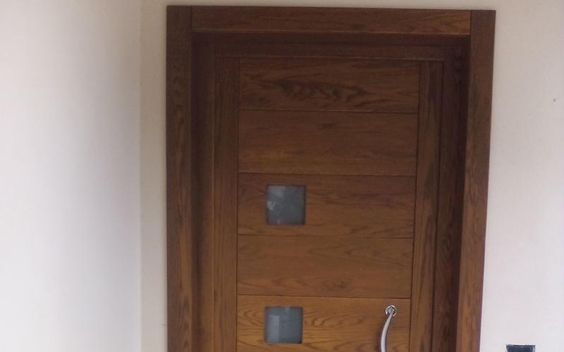 Porte in legno Donnas