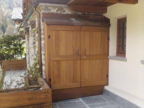 Lavorazioni del legno Aosta