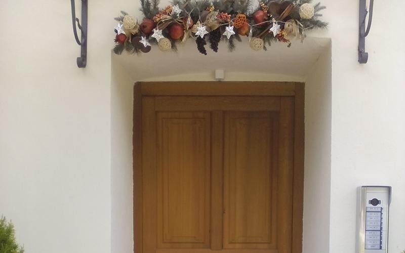 Porte in legno Aosta