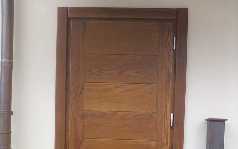 Donnas Porte in legno
