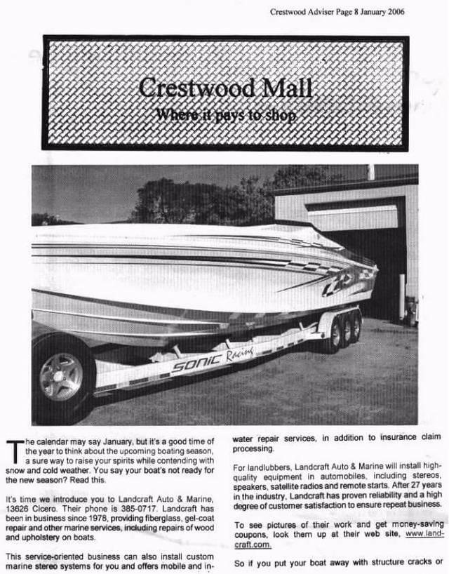 Crestwood Newspaper