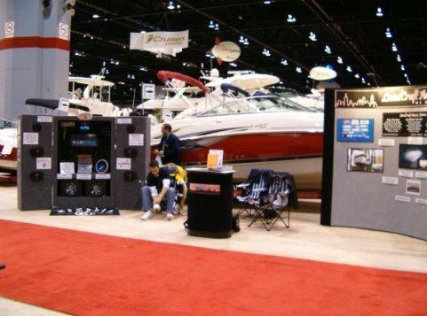 LandCraft Marine Chicago Boat Show
