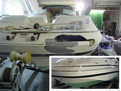 LandCraft Marine boat repair services
