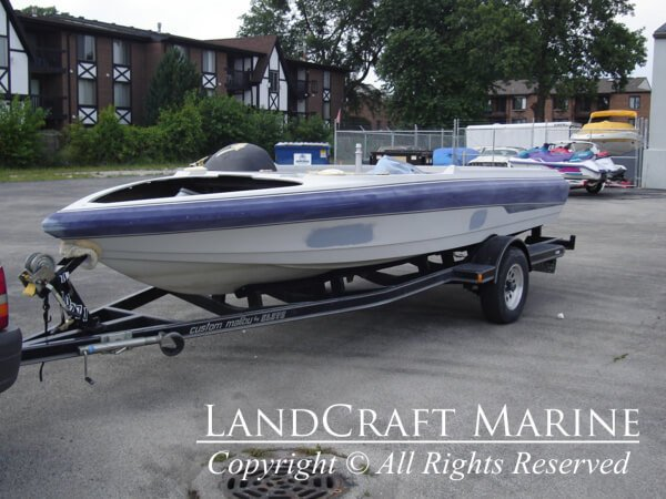 LandCraft Marine restoration before