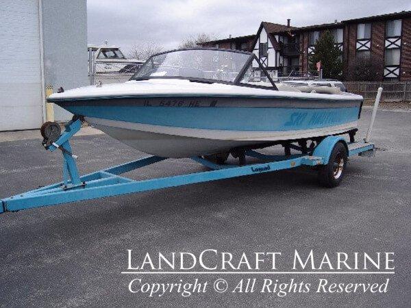 LandCraft Marine restoration 3 before