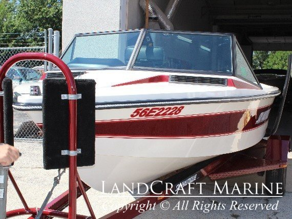 LandCraft Marine restoration after