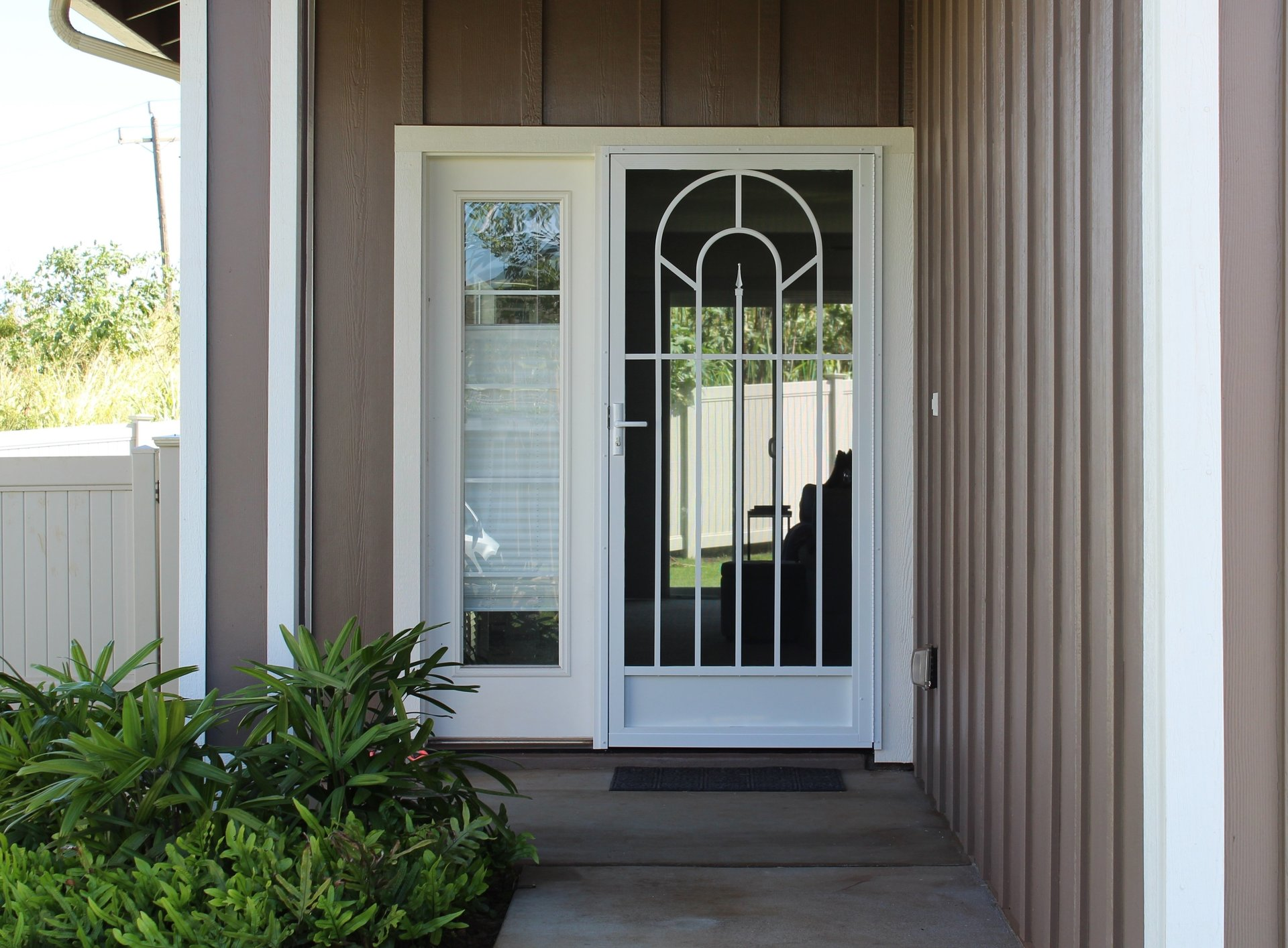 Custom Screens Wailuku Hi Aloha Screen Doors