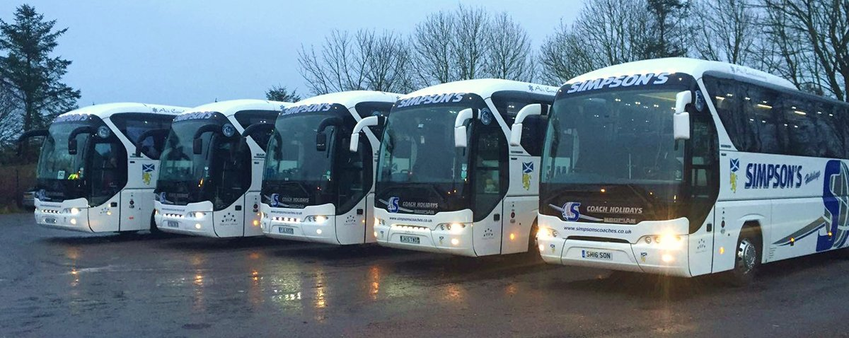 Clean coaches