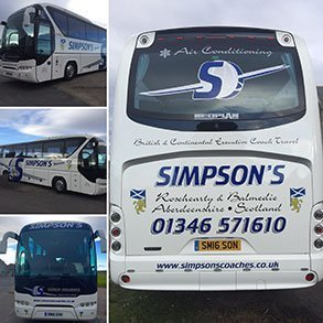 Different views of our coaches