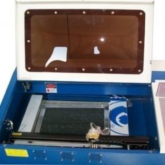 Macchina plotter laser