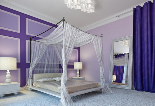 Beautiful and curtain and window dressings