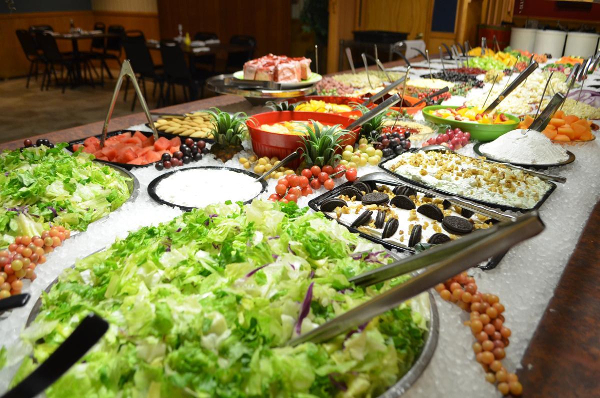 Salad Bar Andrews TX