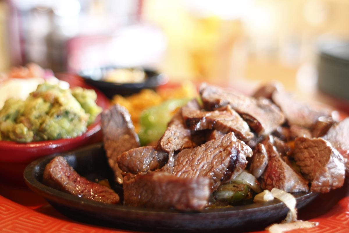 Steak House Andrews TX