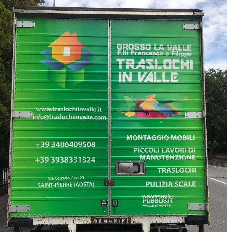 Traslochi Grosso La valle