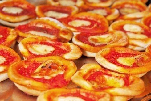 Vassoio di pizzette