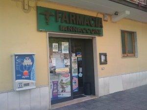 ingresso della farmacia