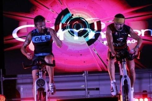 Corsi spinning Gymnasion