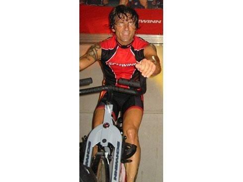 Moreno a Rimini Wellness