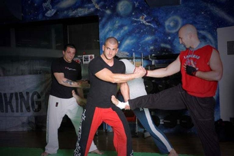 Lezioni Kick boxing