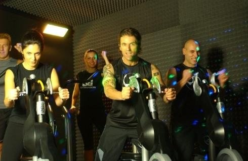 Lezioni spinning fusion