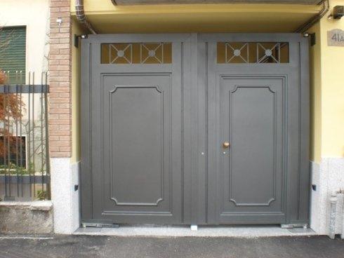 Portoni blindati e anti effrazione per abitazioni private