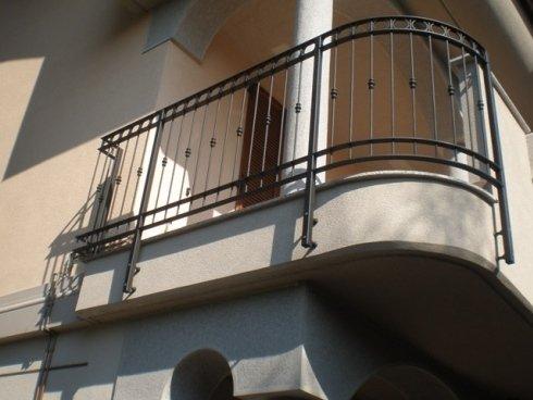 Recinzioni per terrazzi