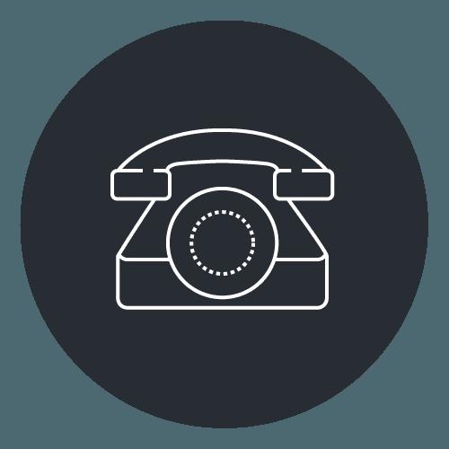 icon of phone