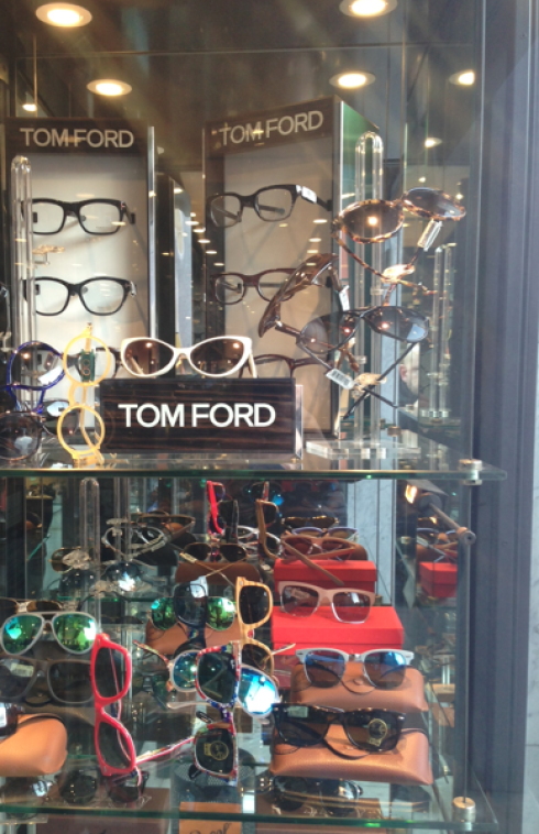 Occhiali Tom Ford