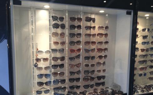 Vasta gamma di occhiali da sole