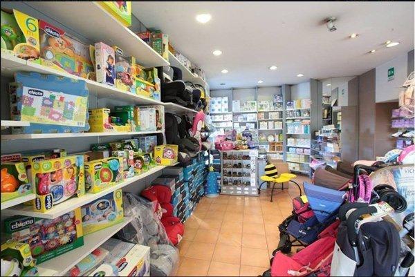 Panoramica della farmacia