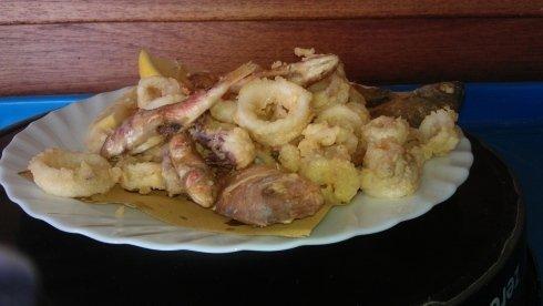 fritto;pesce
