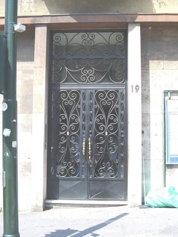 Amato Porte in ferro - Genova - Fabbro Cacciatore RQ26
