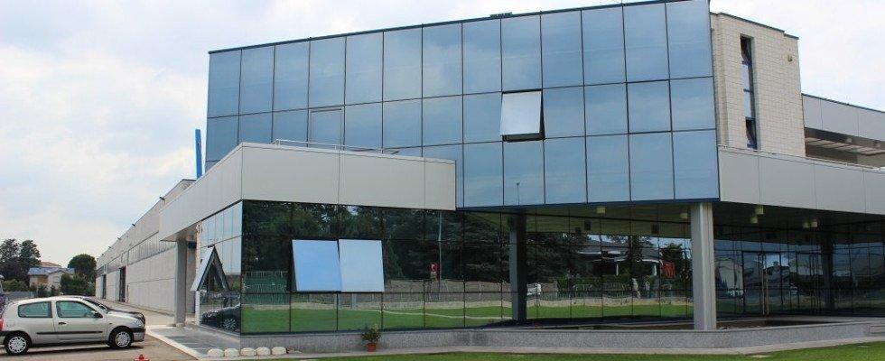 uffici via Resegone Milano