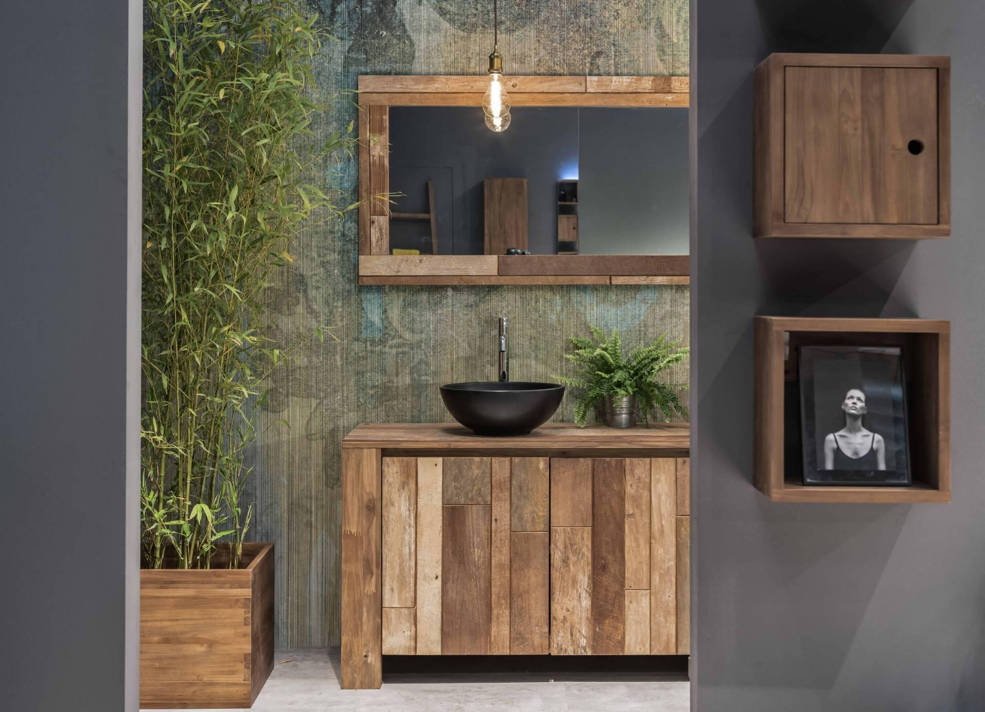 mobile bagno natural wood