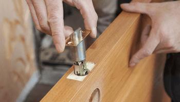 riparazione, serratura, falegname, porta, Tomasello