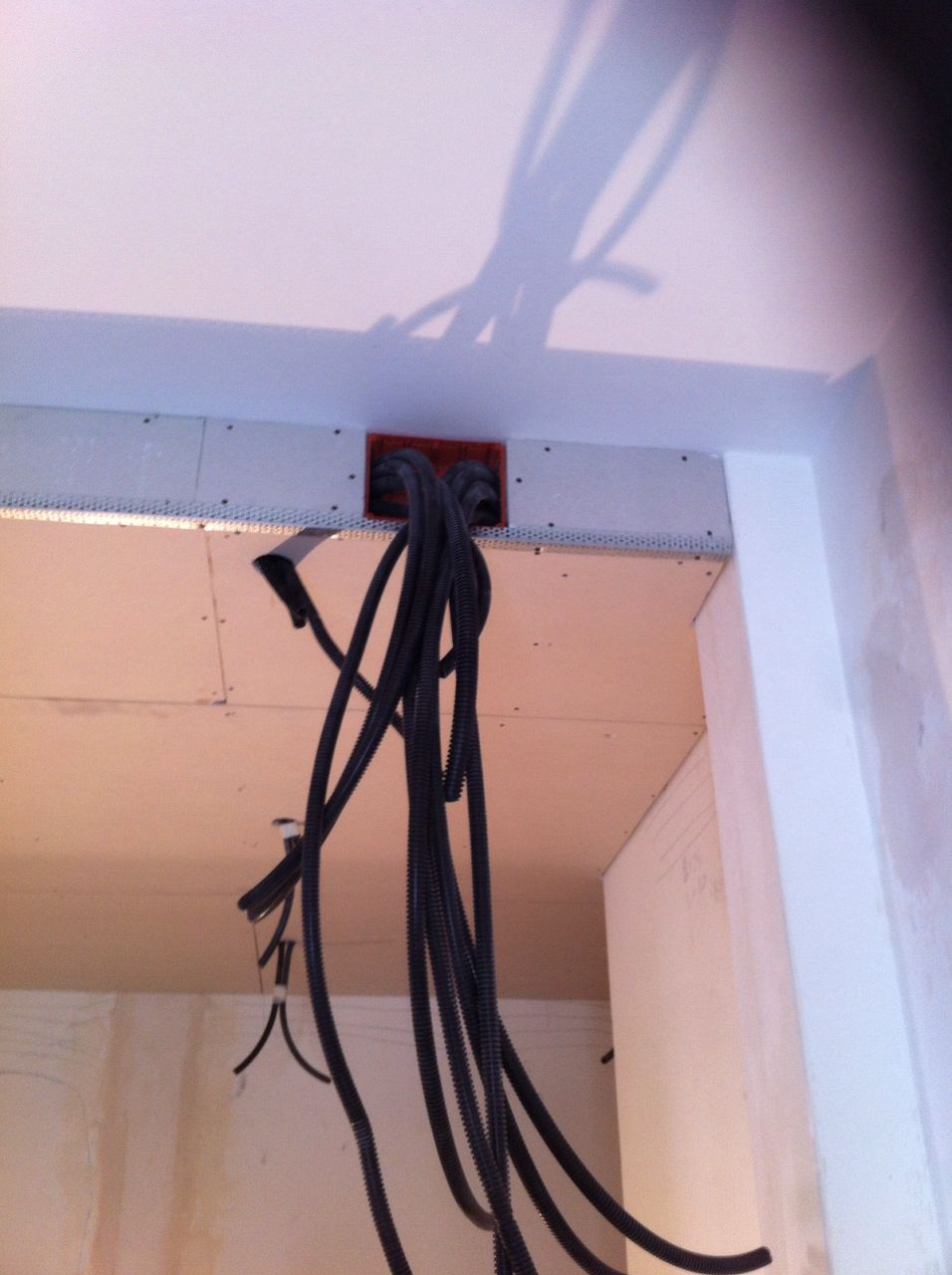 Nuovo impianto elettrico