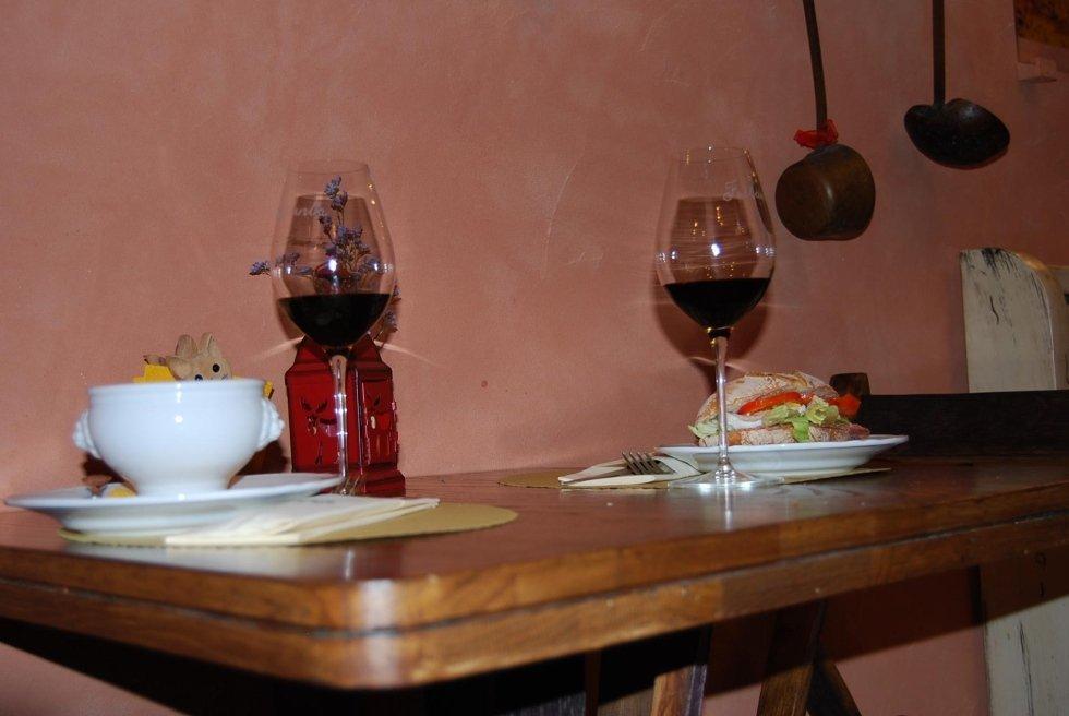Fiaschetteria la Fett'Unta I Vini