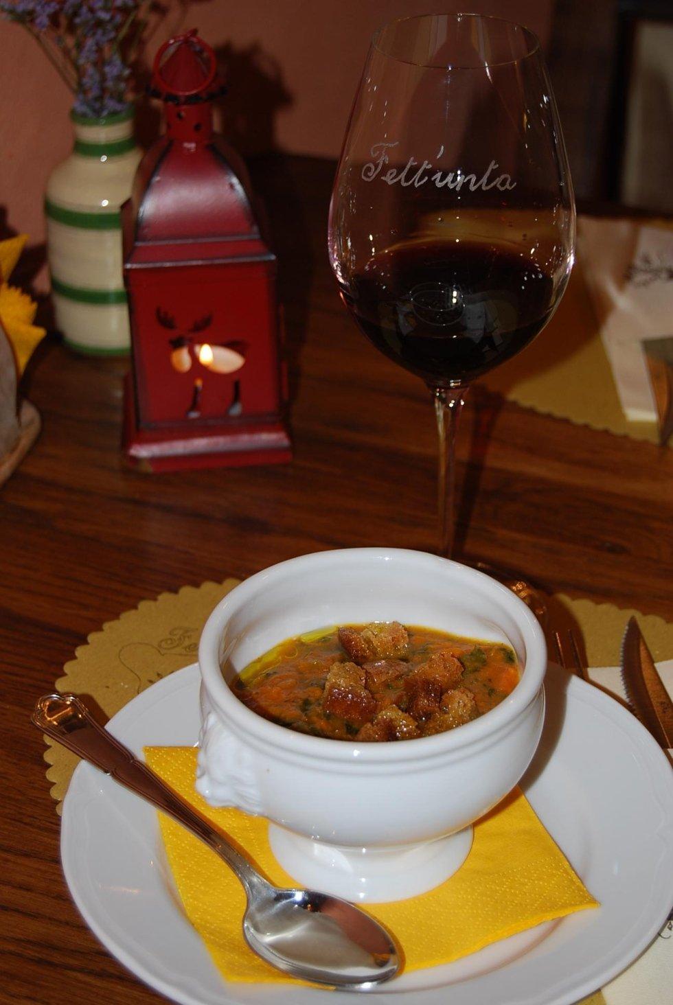 zuppe di verdura