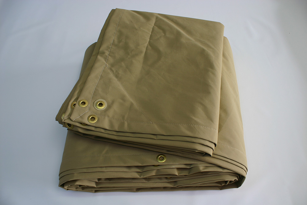 1/1 Tent Fly poly/cotton canvas (6x4.5mtrs)