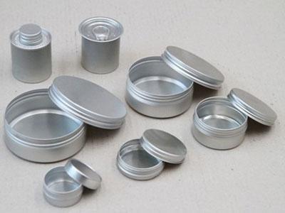 vasi in alluminio