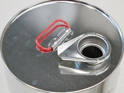 contenitori in metallo