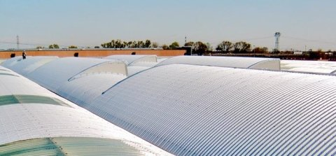Rifacimento tetti capannoni