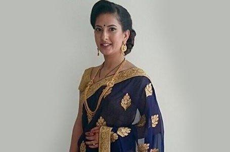 Asian bridal make-up