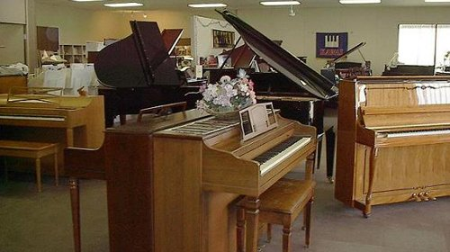 Best pianos and musical instruments in Columbia, MO
