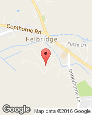 tyre fitting - West Sussex - Allspeed Clutches & Brakes Ltd - location map