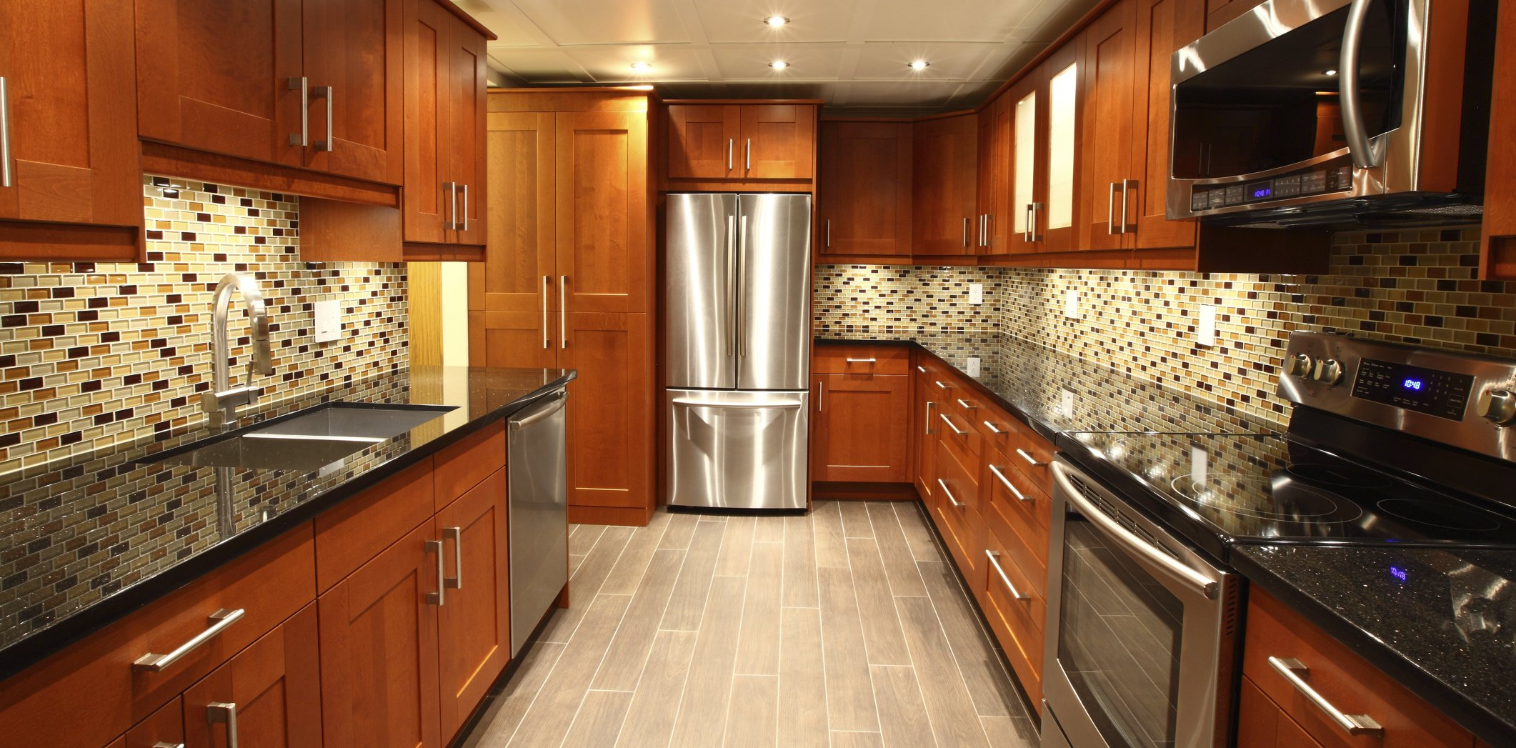 Kitchen cabinets countertops mamaroneck ny port for Best quality kitchen cabinets