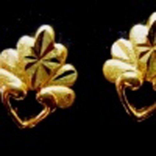orecchini d'oro